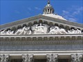 Image for Missouri State Capitol Pediment Over South Entrance