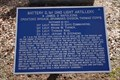 Image for Battery C, 1st Ohio Light Artillery Plaque - Chickamauga National Military Park