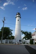 Image for Delaware/Maryland Crossing at Fenwick Island Lighthouse