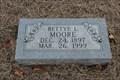 Image for 101 - Bettye L. Moore - Hibbit Cemetery - Sturgeon, TX