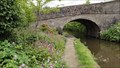 Image for Stone Bridge 26 Over The Peak Forest Canal, Disley, UK