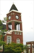 Image for Old Paulding County Courthouse Belfry - Dallas, GA