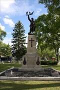 """Image for """"Le Poilu"""" -- St Boniface, Winnipeg MB"""