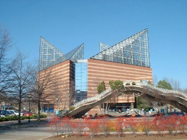 Tennessee Aquarium Public Aquariums On