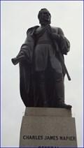 Image for General Charles James Napier - Trafalgar Square, London, UK