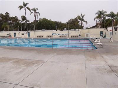 Los Ba Os Del Mar Pool Santa Barbara Ca Public