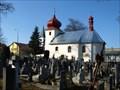 Image for kostel Panny Marie Bolestné - Stachy, okres Prachatice, CZ