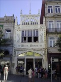 Image for A livraria Lello foi eleita a terceira mais bela - Porto, Portugal
