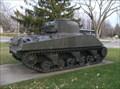 Image for US M4 Sherman Medium Tank - Clintonville, WI