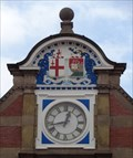 Image for GWR Clock - Windsor & Eton Station - Windsor, Berkshire, Great Britain.