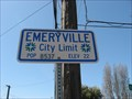 Image for Emeryville, CA - Pop: 8537