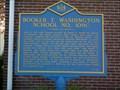Image for Booker T. Washington School No. 109C (NC-145) - New Castle, DE