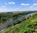 Image for River Elbe & 7671 Albis Asteroid - Melník, Czech Republic