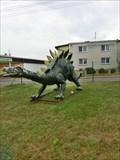 Image for Stegosaurus - Chvalovice, Czech Republic