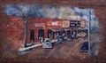 Image for Historic Street Scene Mural  -   Duluth, GA