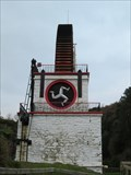 Image for LARGEST - Casting of the Manx Triskeles - Laxey, Isle of Man