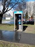 Image for Payphone-Jažlovická, Praha 11, Czech republic