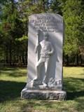 Image for Battery B, 1st Ohio Light Artillery Monument ~ Chickamauga GA