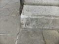 Image for Cut Bench Mark & Bolt -South East corner of Trinity College of Music - Greenwich, UK