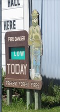 Image for Smokey Bear on US 95 - Worley , ID