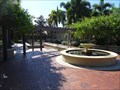 Image for Berne B. Davis Fountain - Fort Myers, Florida, USA