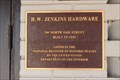 Image for H.W. Jenkins Hardware Building - 1915 - Roanoke, TX