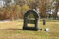 Image for Knipp Arch Tombstone - Callaway County, MO