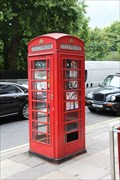 Image for Red Telephone Box - Piccadilly, London, UK