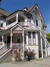 Corner View, Maynard Mansion, San Jose, CA