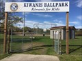 Image for Kiwanis Ballpark - Tillsonburg, ON
