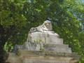 Image for Lions, Alameda park, Santiago de Compostela - Spain
