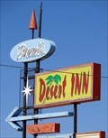 Image for Historic route 66 - Brad's Desert Inn - Holbrook, Arizona, USA.