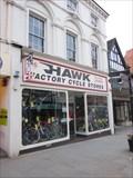 Image for Hawk Cycles, Castle Street, Shrewsbury, Shropshire, England, UK