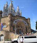 Image for Temple Expiatori del Sagrat Cor - Barcelona, Spain