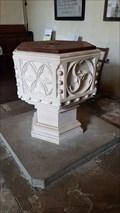 Image for Baptism Font - St Mary - Eastling, Kent