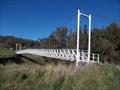 Image for Tuena Creek Suspension Bridge - Tuena, NSW