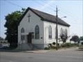 "Image for UGRR - ""The Salem Chapel"" British Episcopal Church"