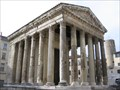 Image for The Temple of Augustus and Livia in Colonia Julia Vienna (Vienne)