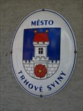 Image for Mesto Trhové Sviny na nové radnici - Trhové Sviny, okres Ceské Budejovice, CZ