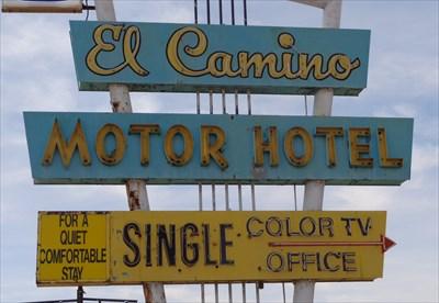 El Camino Motor Hotel