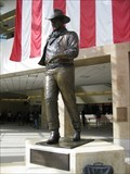 Image for Democrats Want John Wayne's Name, Statue Taken Off Airport