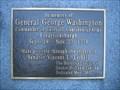 Image for General George Washington Memorial - Pawling, NY