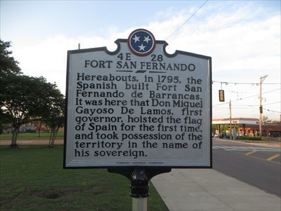 - Fort San Fernando - 4E 28 -