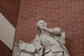 Image for William Shakespeare Statue - The British Library, Euston Road, London, UK