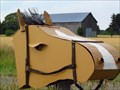 Image for Palomino Horse Mailbox - Chatham-Kent, Ontario