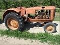 Image for Massey Harris Tractor an Older Version - Gatzke's Farm Market - Oyama, British Columbia