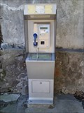 Image for A payphone, Ile Sainte-Marguerite
