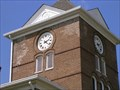 Image for Courthouse Clock ~ Meigs County Tennessee