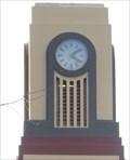Image for Mafeking Square Town Clock - Bright, Victoria, Australia
