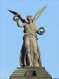 Image for Goddess Nike - Maximilianeum - München, Germany